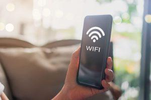 Le wifi public